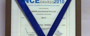 NCE Certificate 2010